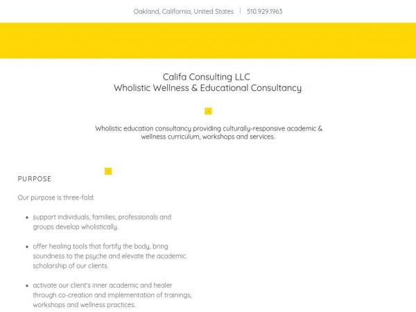 califaconsulting.com
