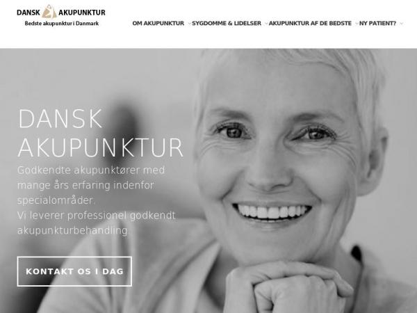 dansk-akupunktur.dk